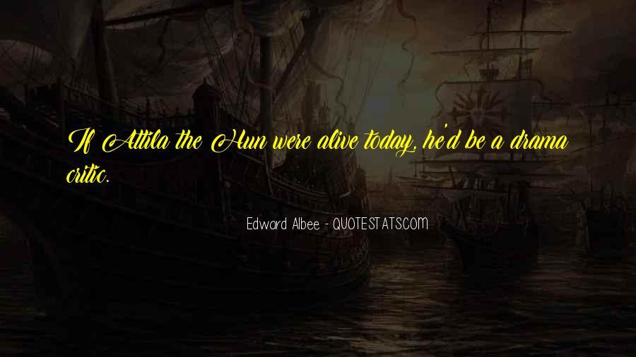 Attila Hun Quotes #896184