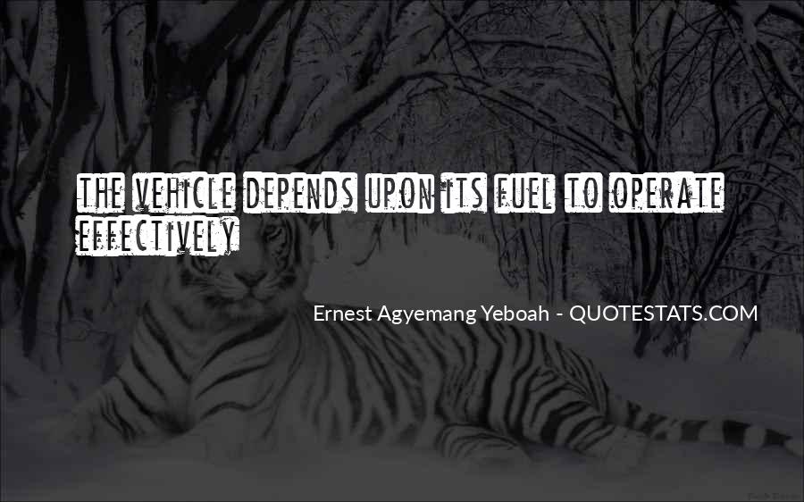 Attitude Depends On You Quotes #1855044