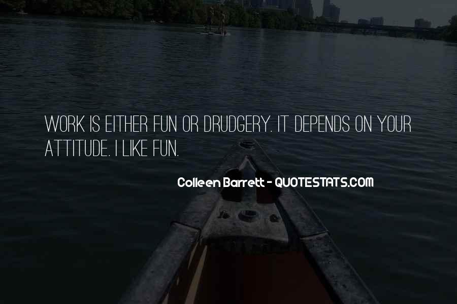 Attitude Depends On You Quotes #523794