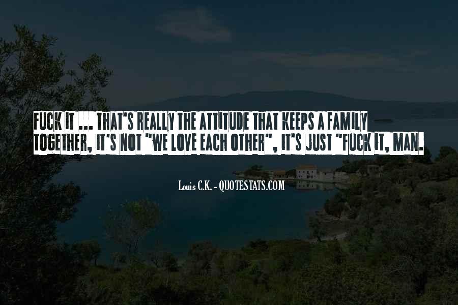 Attitude N Funny Quotes #1545508