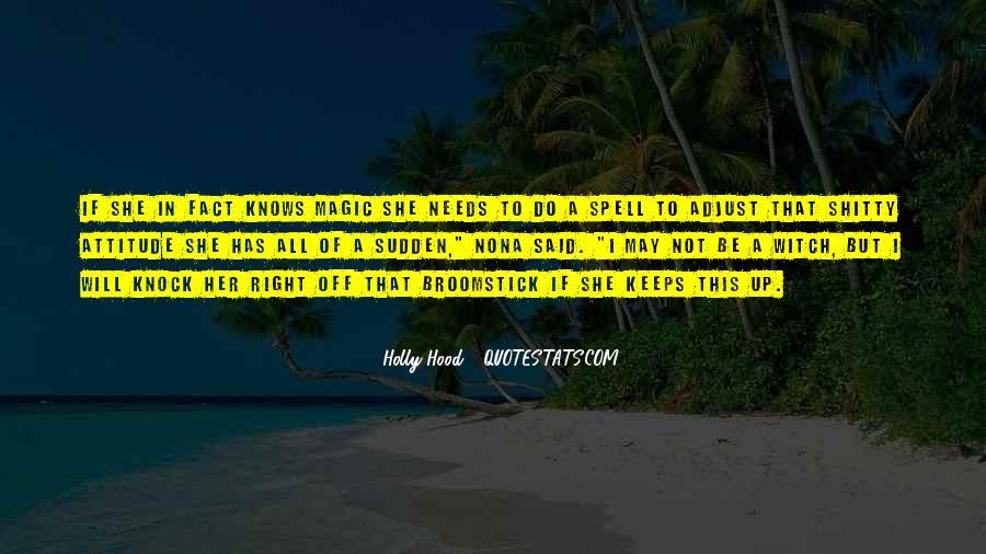 Attitude N Funny Quotes #815965