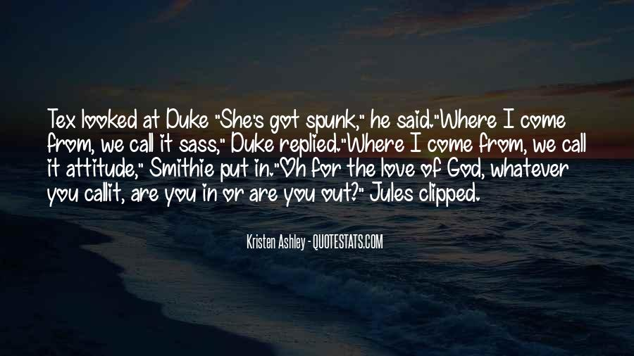 Attitude N Funny Quotes #855232