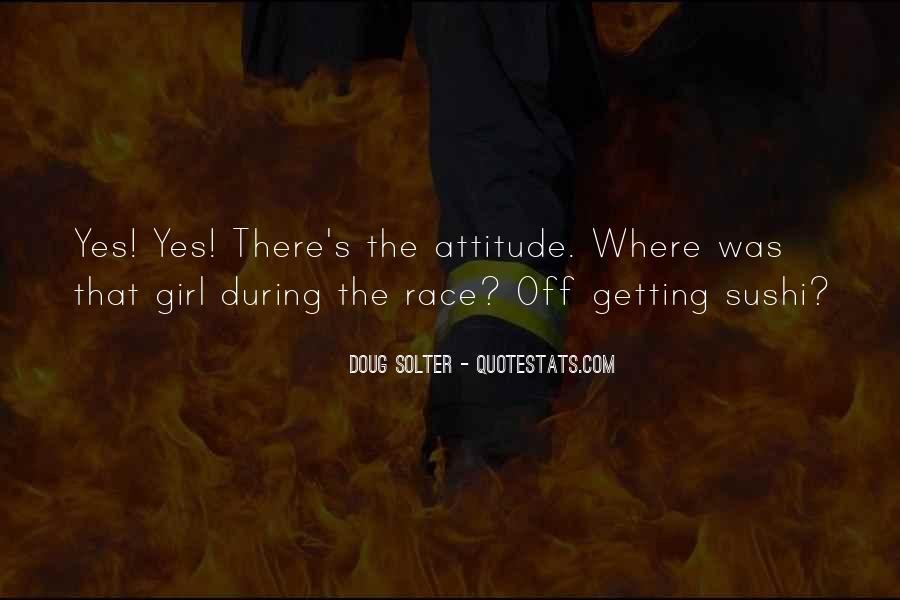 Attitude N Funny Quotes #940904