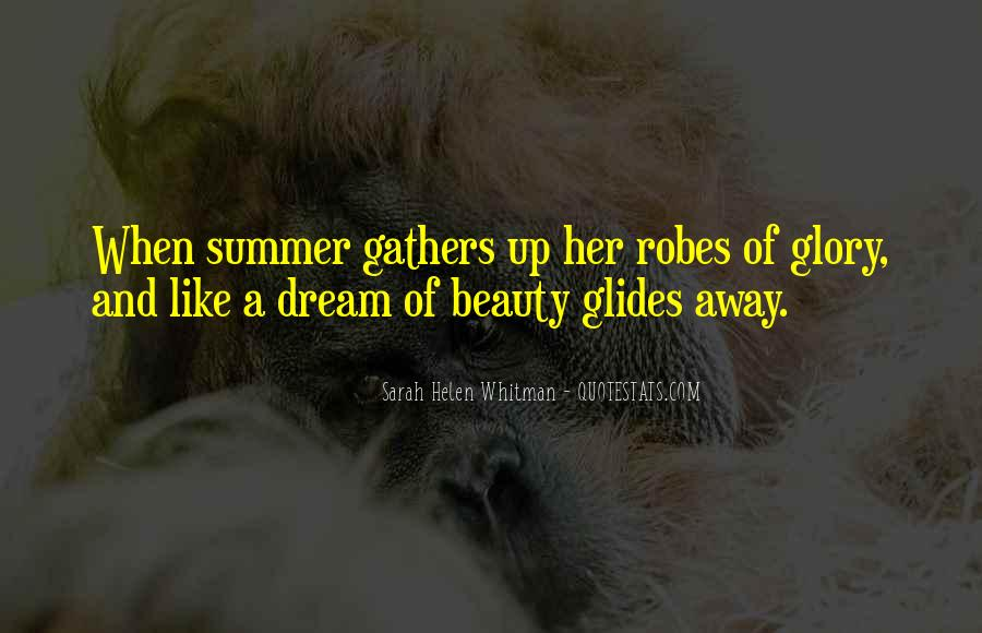 August Summer Quotes #1194229