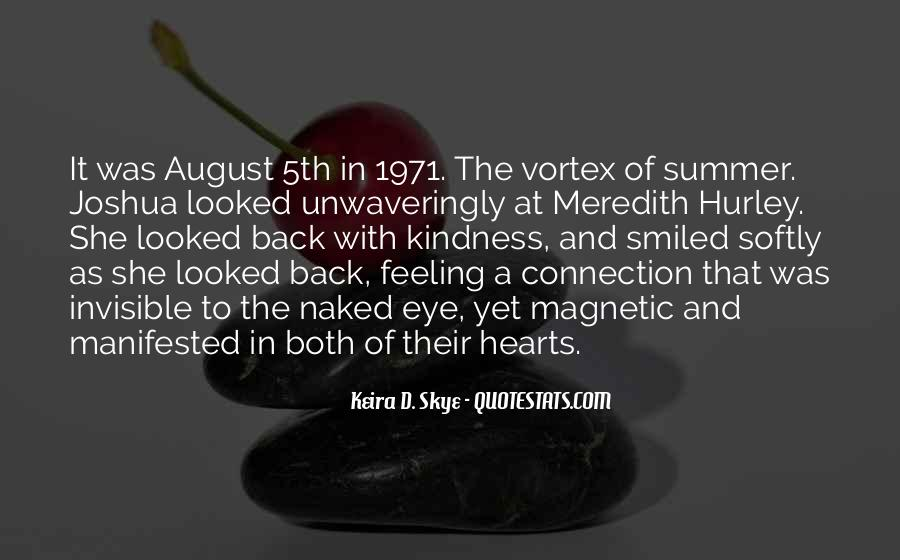 August Summer Quotes #980392