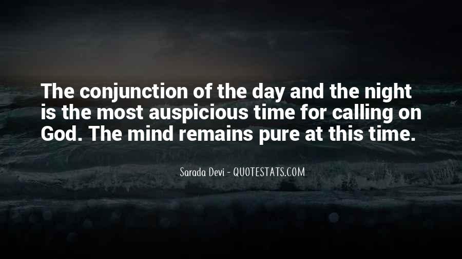 Auspicious Day Quotes #1113635