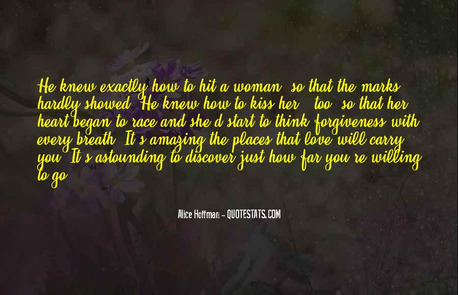 Quotes About The Woman You Love #99180