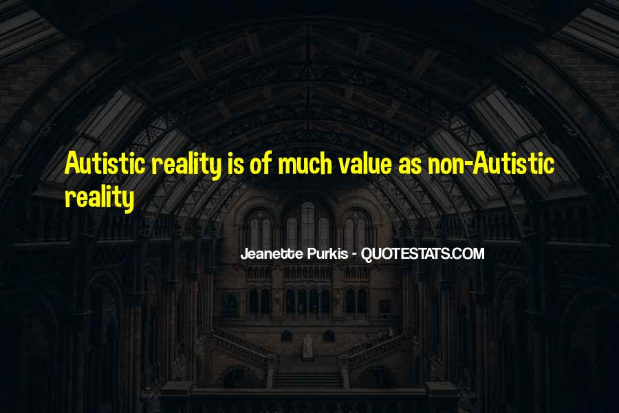Autistic Spectrum Quotes #654236