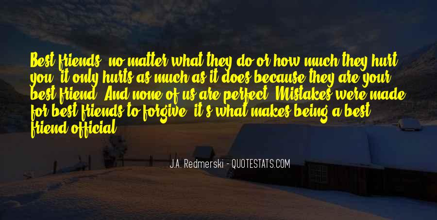 Top 38 Quotes About Mistakes That Hurt Others Famous Quotes