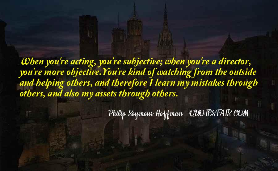 Quotes About Mistakes Of Others #1094370