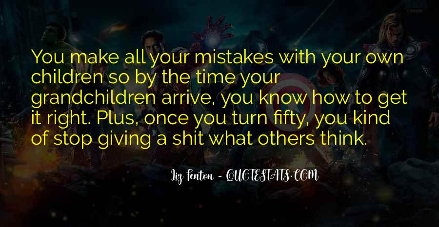 Quotes About Mistakes Of Others #1096520