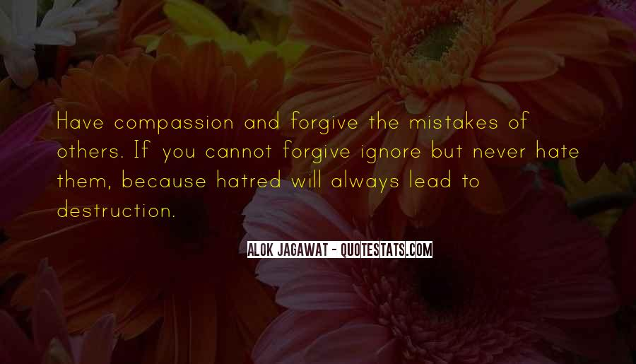 Quotes About Mistakes Of Others #1147698