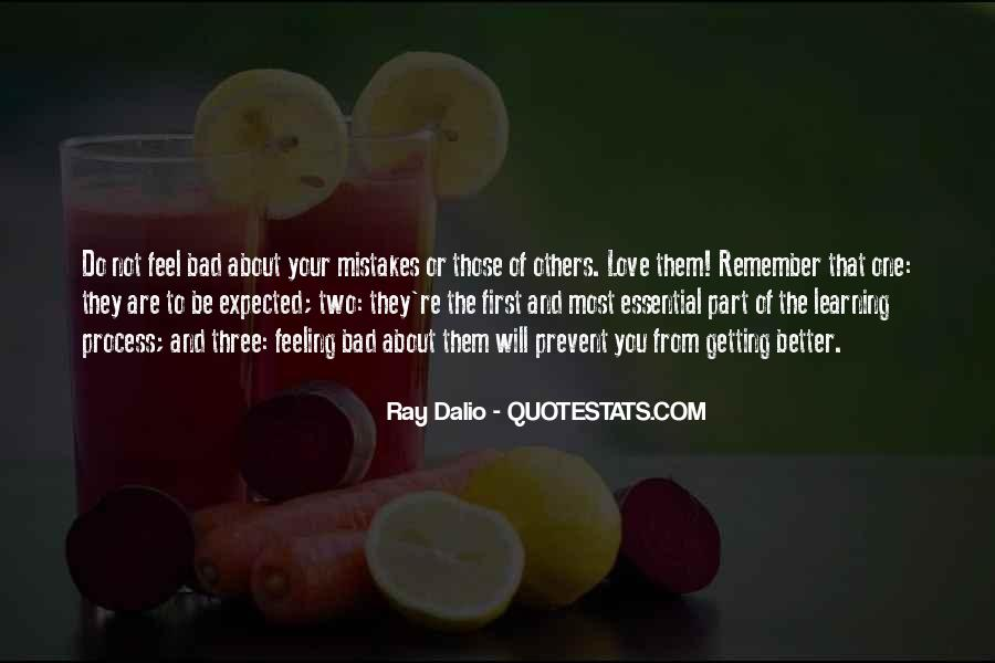 Quotes About Mistakes Of Others #1249497