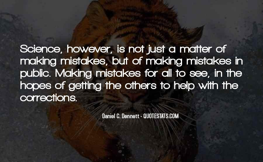 Quotes About Mistakes Of Others #1471175
