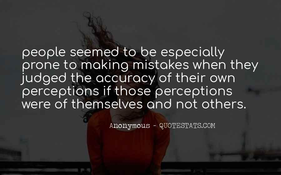 Quotes About Mistakes Of Others #1515219