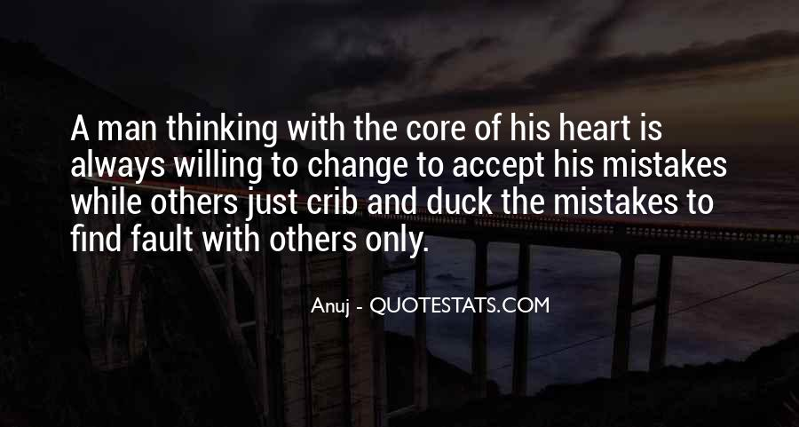 Quotes About Mistakes Of Others #1554315