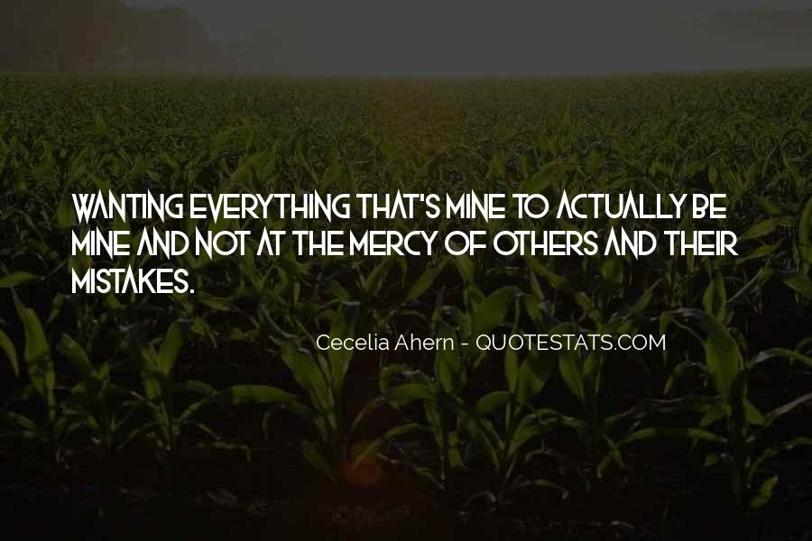Quotes About Mistakes Of Others #1595655