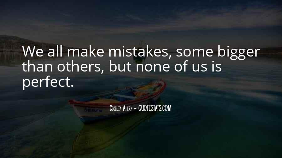 Quotes About Mistakes Of Others #1605647