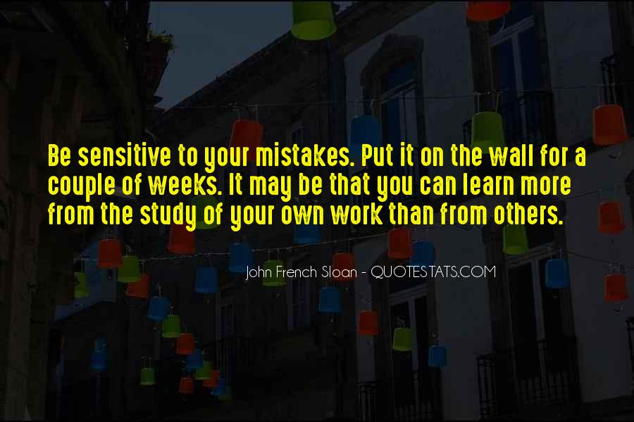 Quotes About Mistakes Of Others #1611438