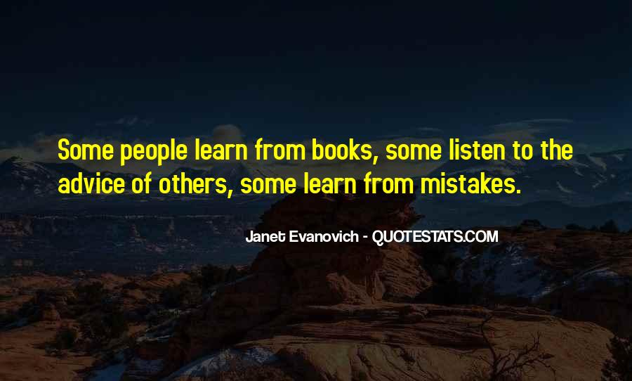 Quotes About Mistakes Of Others #1625704