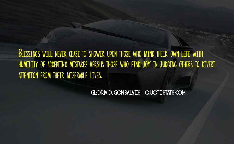 Quotes About Mistakes Of Others #1635540