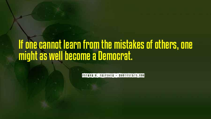 Quotes About Mistakes Of Others #29232