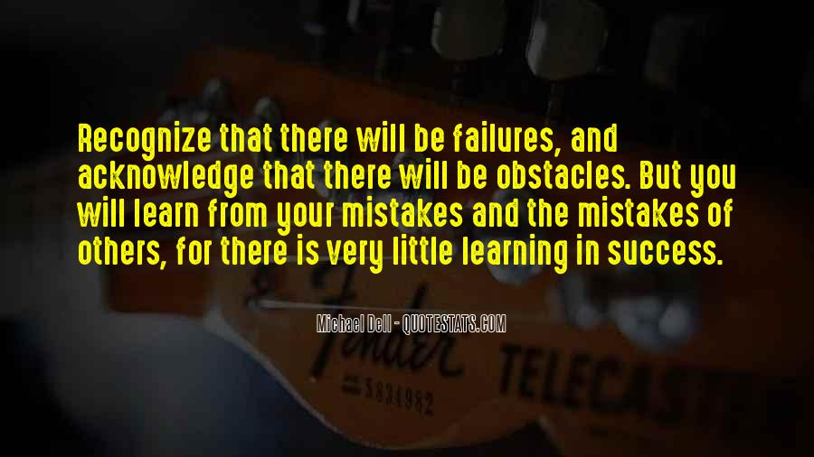 Quotes About Mistakes Of Others #351574
