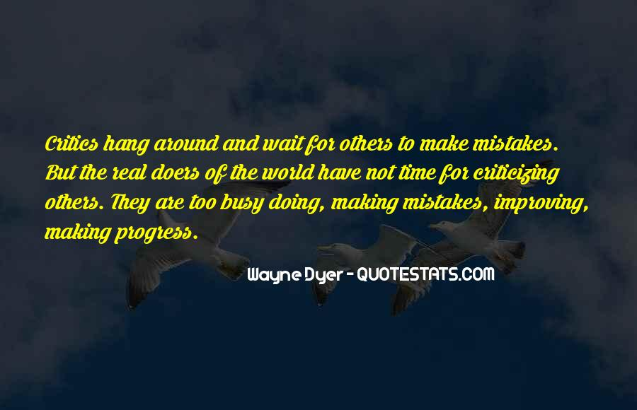 Quotes About Mistakes Of Others #453134