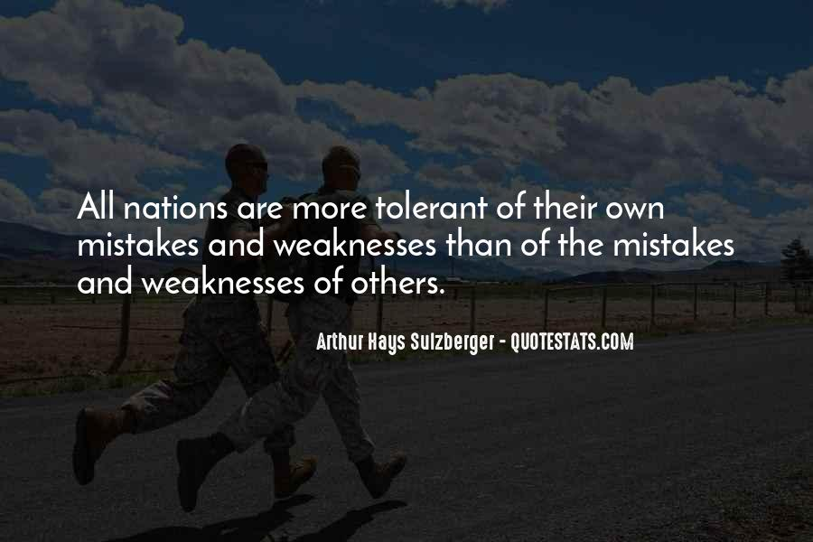 Quotes About Mistakes Of Others #508965