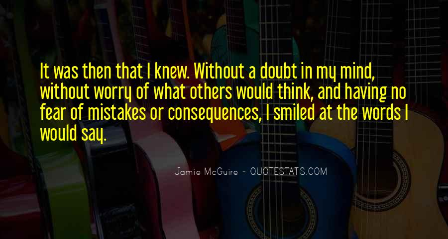 Quotes About Mistakes Of Others #604066