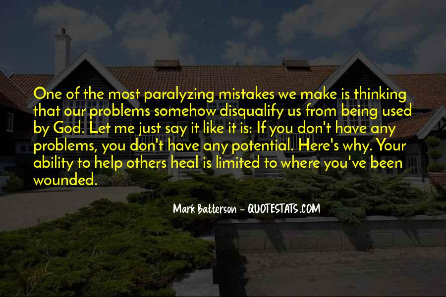 Quotes About Mistakes Of Others #92912
