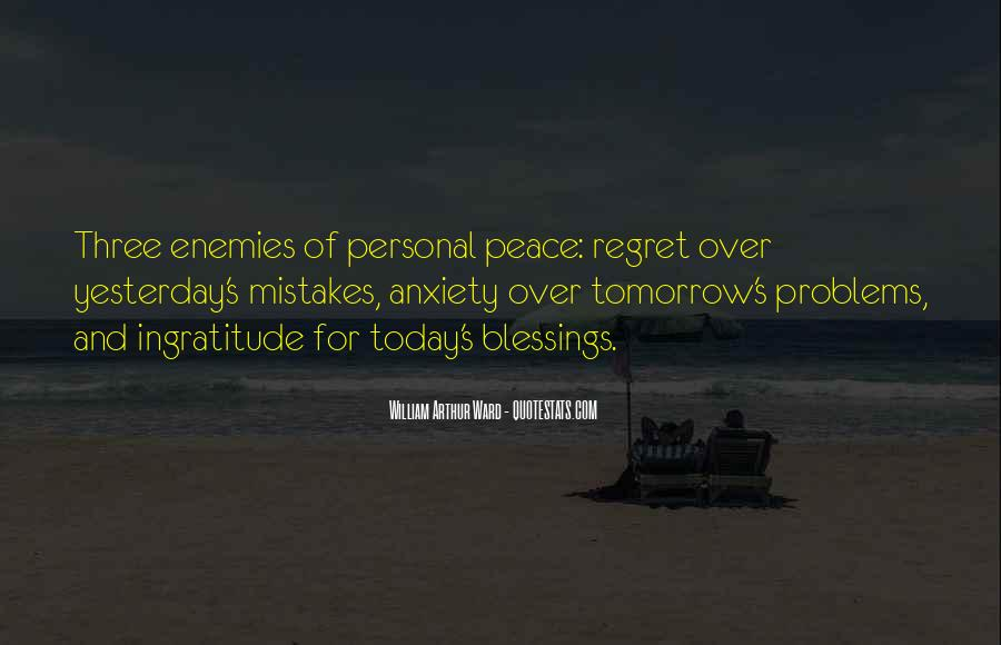 Quotes About Mistake And Regret #1094963