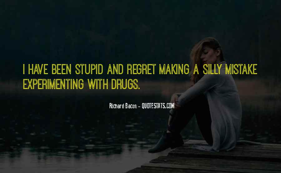 Quotes About Mistake And Regret #1616091