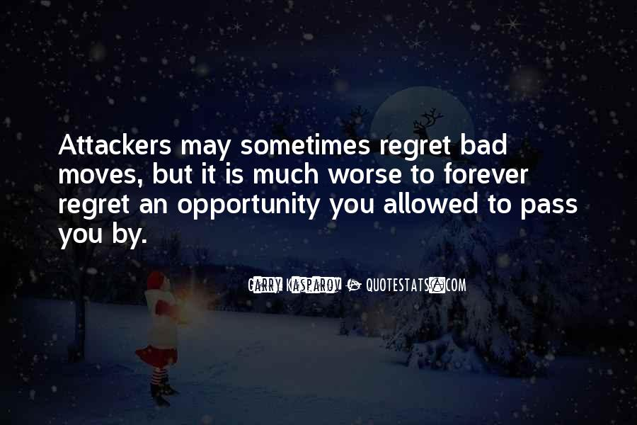 Quotes About Mistake And Regret #252972
