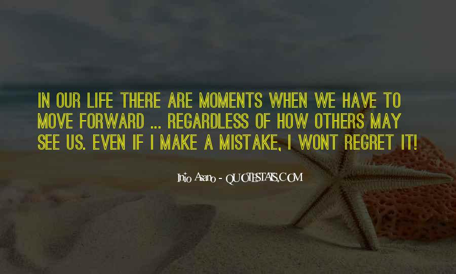 Quotes About Mistake And Regret #676371