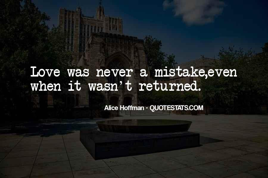 Quotes About Mistake And Regret #81420