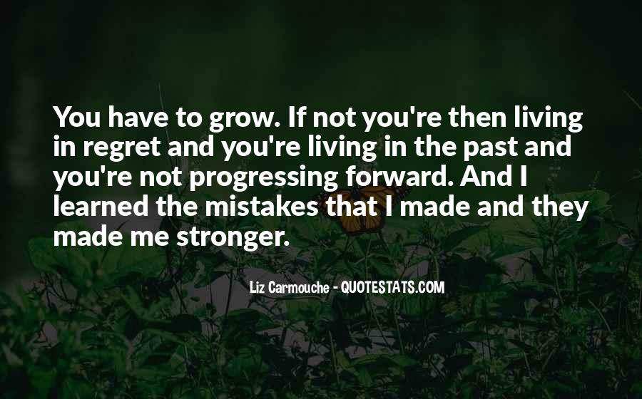 Quotes About Mistake And Regret #892836