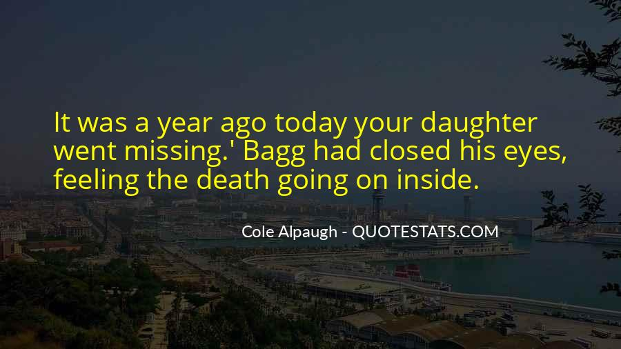 Quotes About Missing Your Daughter #1711613
