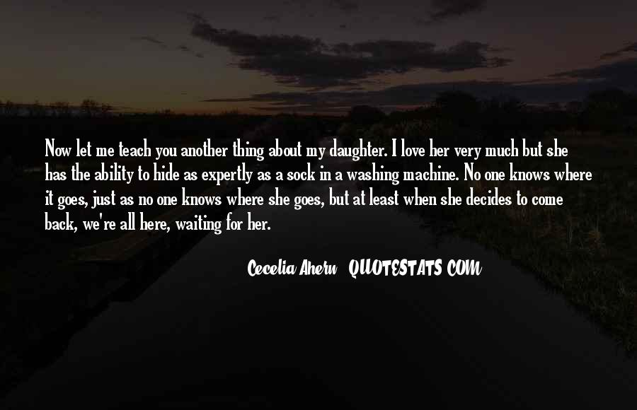 Quotes About Missing Your Daughter #93206
