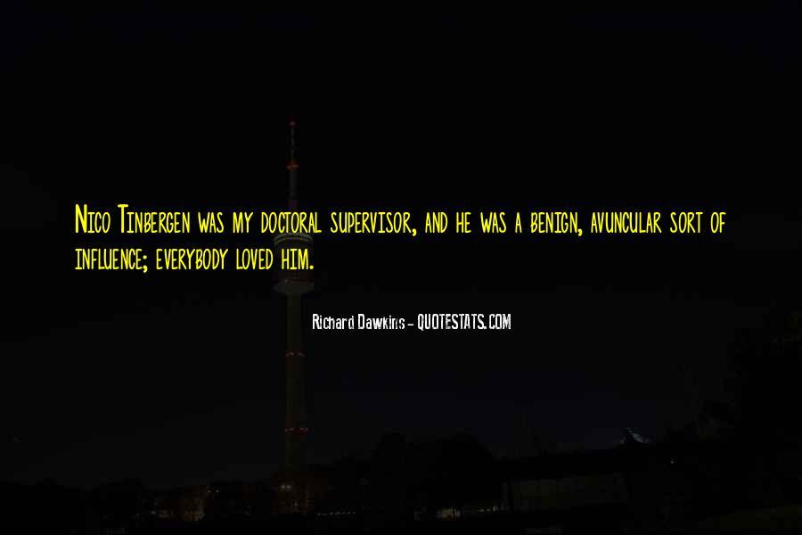 Avuncular Quotes #1328322