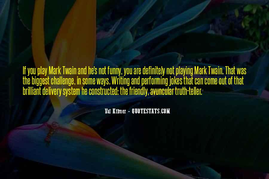 Avuncular Quotes #244300