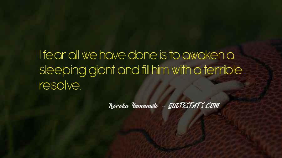 Awaken The Giant Within Quotes #593669