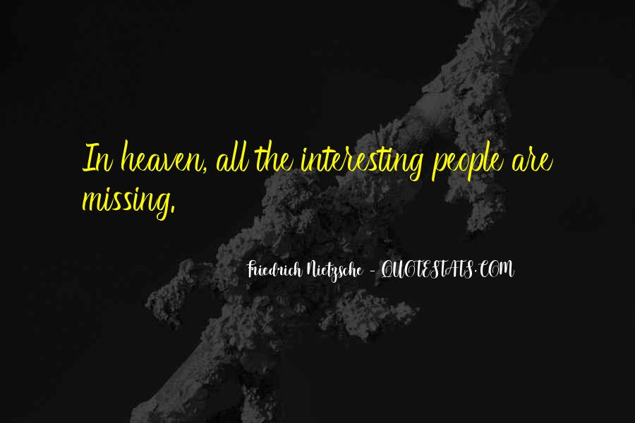 Quotes About Missing Someone Who Is In Heaven #612640