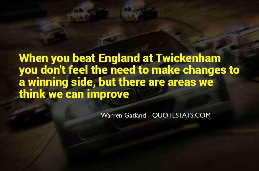 Quotes About The Winning Side #1366337