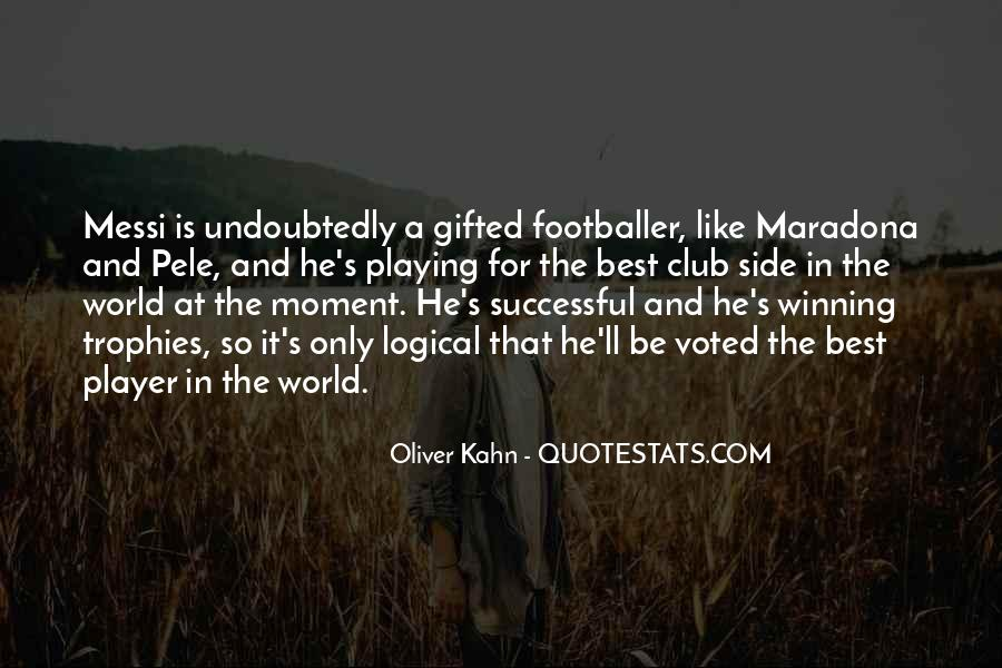 Quotes About The Winning Side #385982