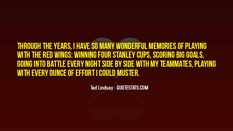 Quotes About The Winning Side #572253