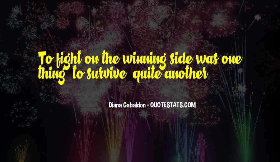 Quotes About The Winning Side #954321