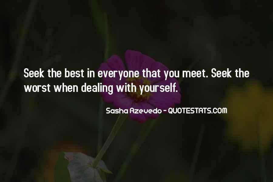 Azevedo Quotes #255446