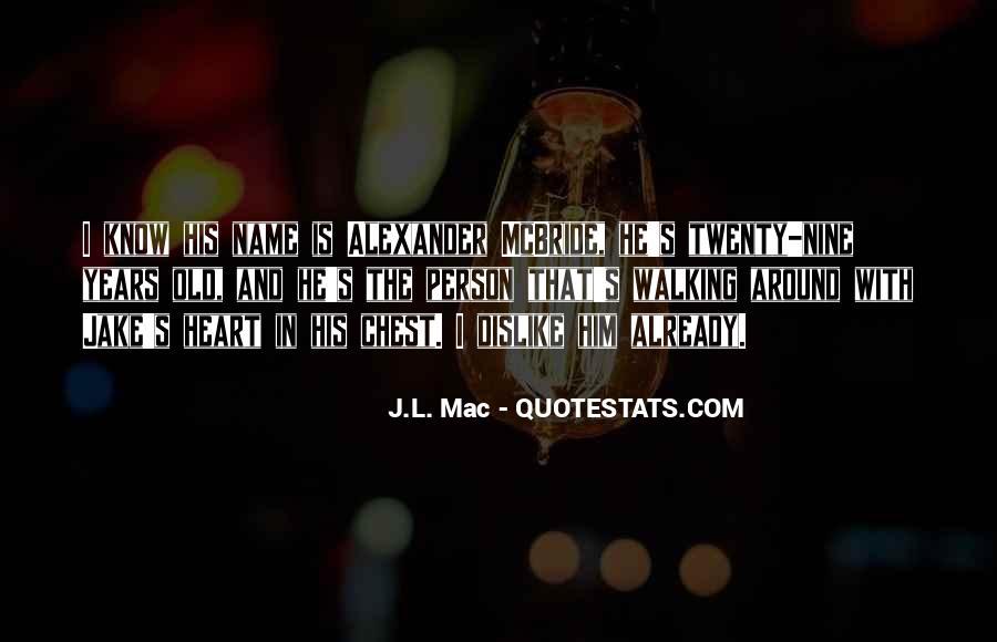 B J Vorster Quotes #1460902