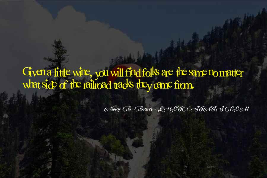 B Side Quotes #771203